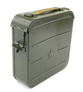 Maxim Ammo Tin  - Muzzle Club