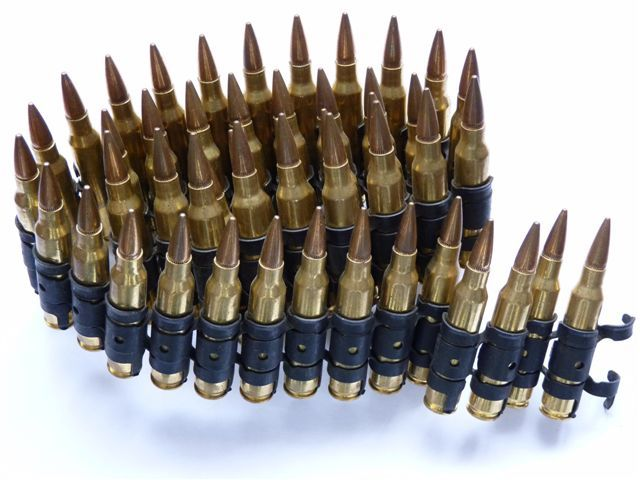 Inert 7.62 Ammo Linked